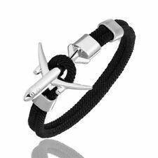 Airplane Anchor Bracelet Solid Rope Men's Women's Traveler Rope Sport Bracelets