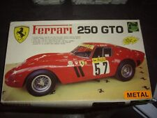 PROTAR FERRARI 250 GTO METAL  1/24
