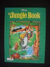 DISNEY'S THE JUNGLE BOOK ~LADYBIRD BOOKS ~AS NEW CONDITION