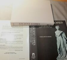 Ancient Copies : Contributions to History of Greek and Roman Art Margaret Bieber