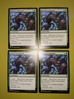 Retreat to Kazandu x4 Battle for Zendikar 4x Playset Magic the Gathering MTG
