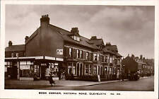Cleveleys. Book Corner, Victoria Road # 26 by Bardsley's Library, Cleveleys.