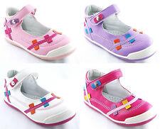Markenlose Sandalen für Mädchen mit Klettverschluss