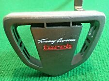 "mm2835 / Tommy Armour Torch 03 Mallet Putter / RH / ~35"" / TA Steel / NEW GRIP"