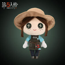 Identity V Gardener Emma Woods Stuffed Doll Collectibles Plush Toy New In Stock