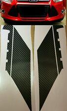 für FORD FOCUS MK3 böser Blick FOLIE Sticker für den Grill Stoßstange Aufkleber