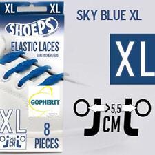 Skyblue hemels Blauwe Shoeps XL Schoenveters