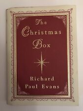 The Christmas Box by Richard Paul Evans book novel