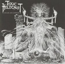 Toxic Holocaust-Conjure and Command (LTD. Deluxe Version) CD + DVD NUOVO