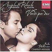 Verdi per due (Alagna / Gheorghiu / Abbado) CD (1998)