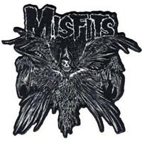 OFFICIAL LICENSED - MISFITS - DESCENDING ANGEL SEW-ON PATCH ROCK PUNK DANZIG