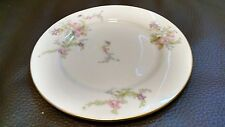Jackson Featherweight China Bread & Butter Plate Pink Purple Floral