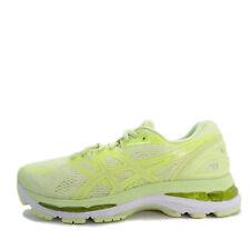 Asics GEL-Nimbus 20 [T850N-8585] Women Running Shoes Limelight/Safety Yellow