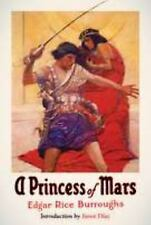 A Princess of Mars, Rice Burroughs, Edgar