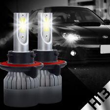 XENTEC LED HID Headlight Conversion kit H13 9008 6000K 2007-2016 Jeep Wrangler