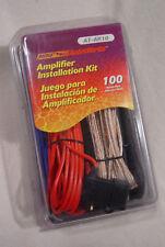 New listing 100 Watt Amplifier Installation Kit, Ck-Ak10,by Metra, New In Package