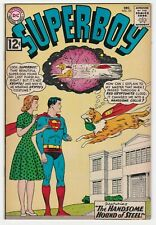 Superboy #101 VF 8.0 Superman DC National Comics Presents Curt Swan Krypto