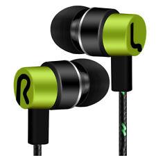 3.5mm Para Dentro Auriculares Estéreo Audífonos con iPhone Samsung