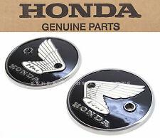 Genuine Honda Fuel Tank Emblems S90 CL90 CA200 C200 CB92 CA95 CB160 Badges #P49