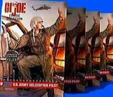 "Hasbro Toys GI Joe 12"" US Army Helicopter Pilot GI Jane New from Case  ."