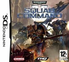 Videogame Warhammer 40.000 - Squad Command NDS