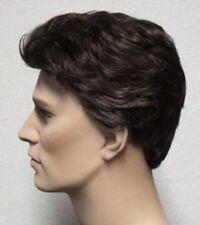 AU309 exquisite men's New fashion short brown wig wigs for women