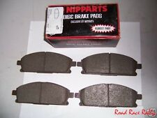 Nissan Front Disc Brake Pads - Pathfinder  X Trail