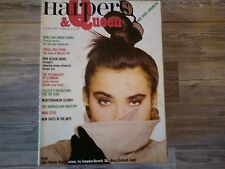 HARPERS & QUEEN / JANUARY 1986