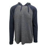 Vans Off The Wall Men's Insignia Blue L/S Pullover Hoodie (Retail $40)