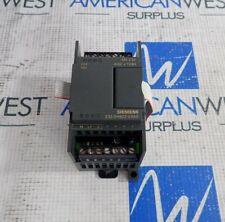 SIEMENS 6ES7-232-0HB22-0XA0 EM 232 PLC MODULE