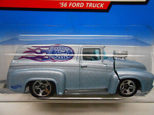Hot Wheels 1999 First Editions Series '56 Ford Panel Truck (Blue) #927