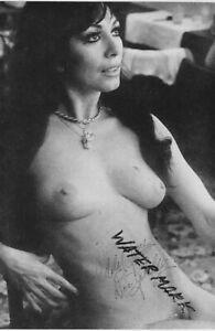 Caesar Guest Vintage Photo* signed*Burlesque*DORIS GOHLKE*DELILAH JONES