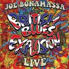 Joe Bonamassa - British Blues Explosion Live Neue CD