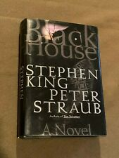 Black House by Stephen King and Peter Straub Hardback Book 2001