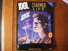 billy idol charmed life guitar tab tablature songbook with full colour foldout