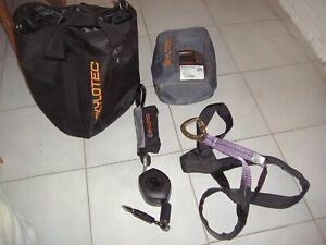 SKYLOTEC Set Platform I EN 362 EN 360:2004 3-tlg. neuwertig