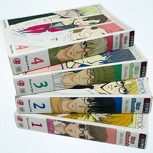 Hot Gimmick by Miki Aihara Complete Series Manga Omnibus Set 1-4