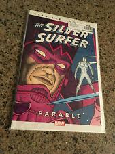 Silver Surfer PARABLE 30th Anniversary TPB Moebius