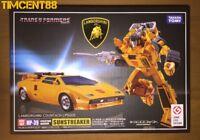 Ready! TAKARA TOMY Transformers Masterpiece MP-39 SUNSTREAKER Lamborchini