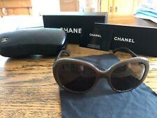 Chanel Sonnenbrille, braun