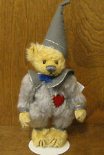 "DEB CANHAM Artist Designs TIN MAN, Inbetweenies Coll. 7""  LE  mohair, oz coll."