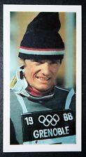 Alpine Skiing   Killy   France     Colour Photo Card   VGC