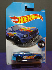 2017 Hot Wheels 2005 FORD MUSTANG - HW Race Team 1/5 Long Card. New L & M Cases.
