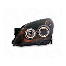 Fanali ANGEL EYES OPEL ASTRA H NERO 04-07 1nj