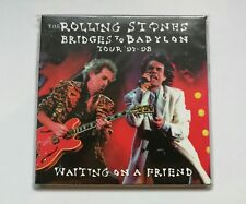 THE ROLLING STONES - WAITING ON A FRIEND - 2CD-TOUR BABYLON 97-98 - NEW / RARE