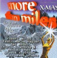 More than Miles X-Mas Dreamhouse 96 Robert Miles, Das Modul, Charly Lowno.. [CD]