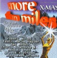 More than Miles X-Mas Dreamhouse 96 Robert Miles, Das Modul, Charly Lowno.. [CD]
