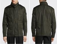 Hugo Boss Iconic Fieldjacket Technical Feld Jacke Windbreaker Regen Jacket 52