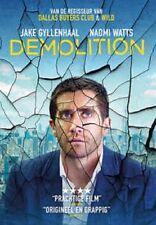 DEMOLITION (2016 Jake Gyllenhaal) DVD  PAL Region 2 - sealed