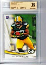 2013 Topps Platinum Xfractors #150 Eddie Lacy RC  BGS 10 PRISTINE 10 GB Packers